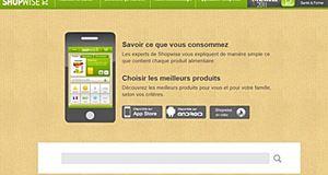 Le succès est au rendez-vous pour l'application nutrition Shopwise
