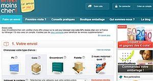 EnvoiMoinsCher, pour faire toujours plus d'économies !