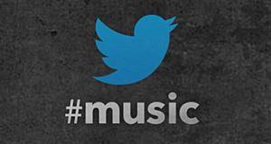 Twitter Music, pour partager davantage la musique