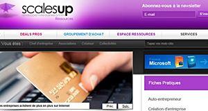 Scales Up, le site d'achats groupés pour les TPE et PME