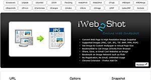 Une extension pour alléger une page web à imprimer