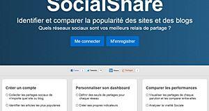 Socialshare mesure l'impact social de vos articles et contenus