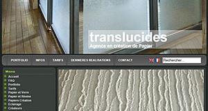 Art Design d'intérieur Zen et Translucides