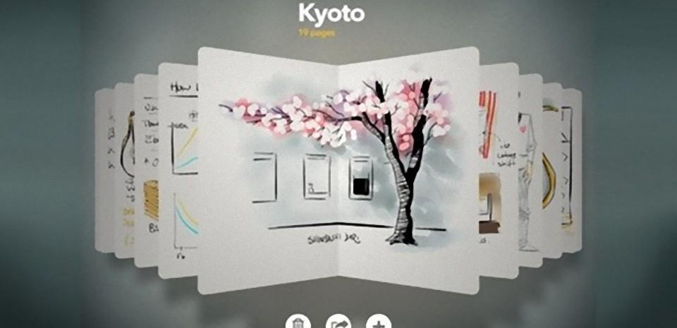 Paper, un carnet de notes et d'aquarelles réellement novateur