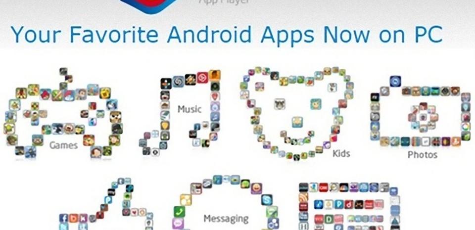 Android sur votre bureau Windows ou Mac OS