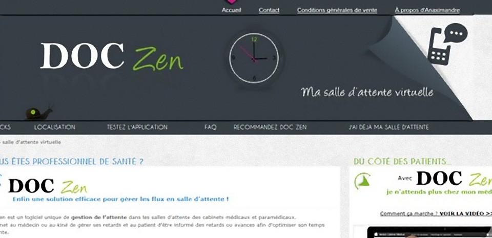Avec DocZen, plus besoin de salle d'attente