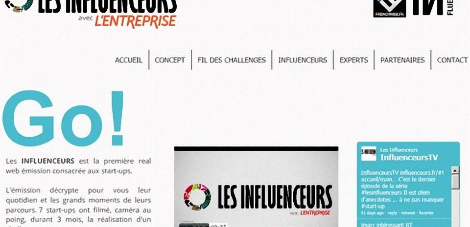 Une Real Web Emission pour s'initier à l'entrepreneuriat