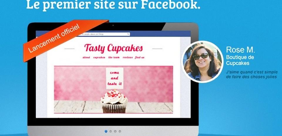 PageYourself: Optimisez votre page facebook avec un site intégré complet